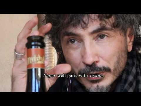 """""""Italian Beer"""" -  SUPER Baladin - Teo Musso - """"Italian Food""""  - """"Italian Beer"""""""