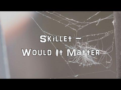 Skillet - Would It Matter [Acoustic Cover.Lyrics.Karaoke]