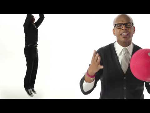 Kevin Carroll says a red rubber ball can inspire you