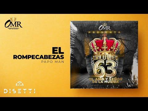 Papo Man - El Rompecabezas (Con Placas) (Rey Vol 63)