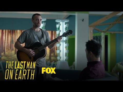 Tandy Serenades Lewis With His Sweet, Sweet Music | Season 3 Ep. 6 | THE LAST MAN ON EARTH