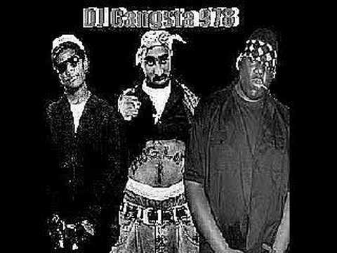 Eazy E Feat. 2pac & Biggie - Body Started To Shake - YouTube