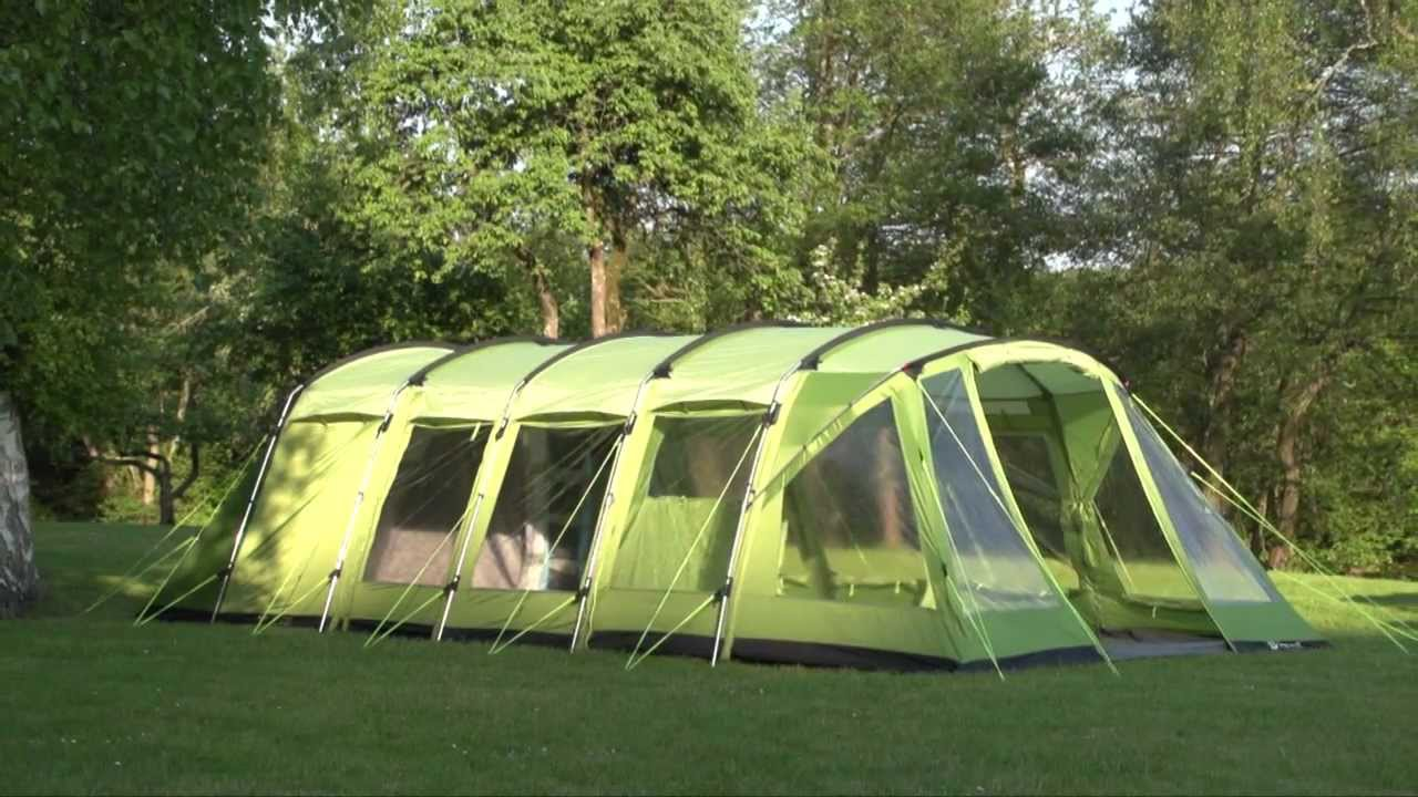 & Outwell Combo tent - YouTube