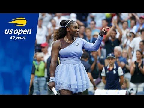 Six-time Champion Serena Williams Slides into Quarterfinals