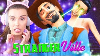 👽 Let's Play The Sims 4 StrangerVille! Part 1 💫