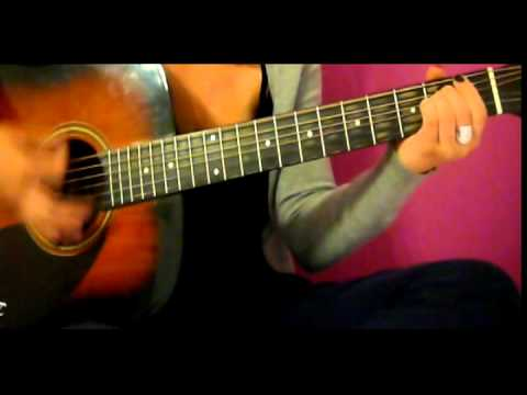 Hummingbird heartbeat - guitar cover _ by Katy Perry