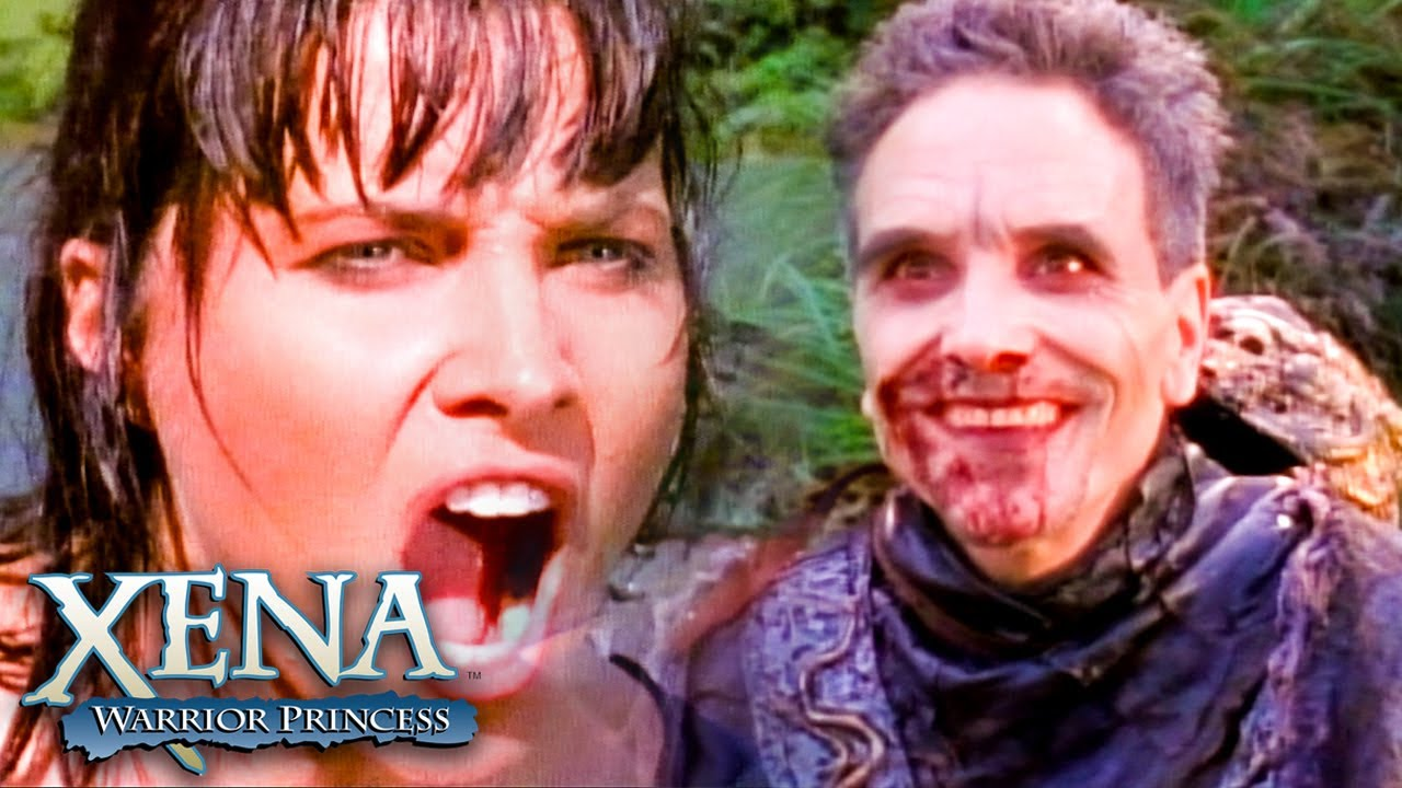 Download Atyminius Manages to Catch Gabrielle | Xena: Warrior Princess