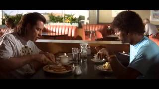 Funniest Scenes of Pulp Fiction