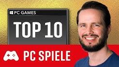 TOP 10 ►Meine liebsten PC Spiele