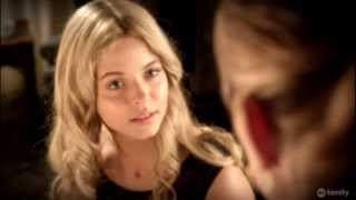 "Pretty Little Liars -Alison Flashback - ""The Mirror Has Three Faces"" 4x10"