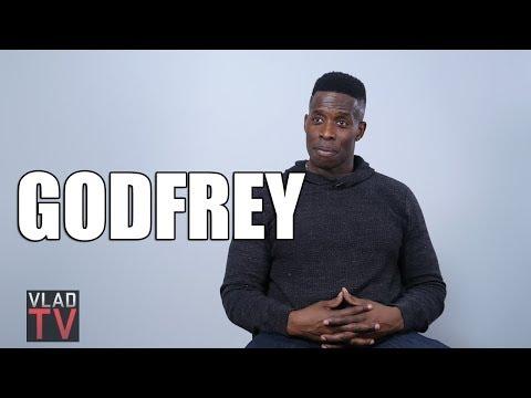 Godfrey on Denzel Washington, Nas, Kendrick, & Lupe Fiasco (Full Interview)