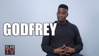 Godfrey on Denzel Washington, Nas, Kendrick, & Lupe Fiasco (Full Interview)