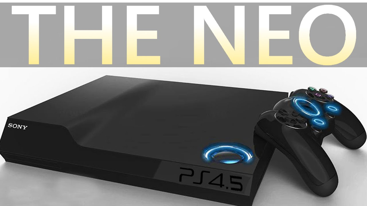 Playstation 4 Release Date : Playstation neo game developers angry upgraded