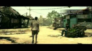 Resident evil 5 PS3 capitulo 1-1 parte 1