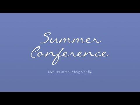 1 August 2017 Summer Conference - Richard Clarke