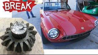 ELECTRIC CARS ARE TOO POWERFUL  - FIAT 124