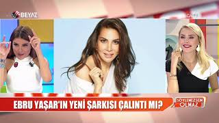 Ebru Yaşar'ın 'En Güzel Yenilgim' şarkısı çalıntı mı!