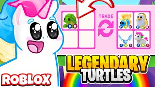 What Do People Trade for the NEW Legendary Turtle Pet in Adopt Me? Roblox Adopt Me Aussie Egg Update