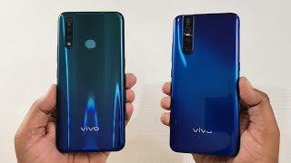 Vivo Z1 Pro vs Vivo V15 Pro SpeedTest | Camera Test | TechTag