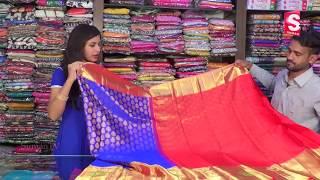kanchi pattu Sarees price| Sri Krishna Silks Hyderabad | Bridal Sarees