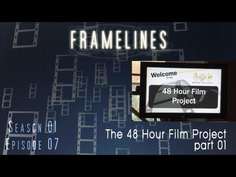 Framelines - 48 Hour Film Project 01