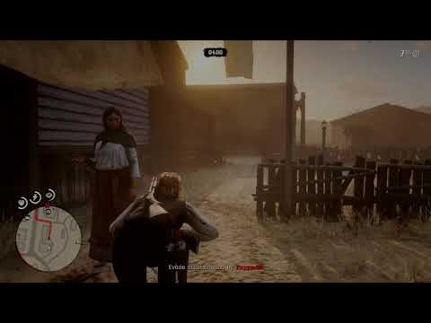 RDR2 Online - Surviving Being Marked For Assassination By Another Player