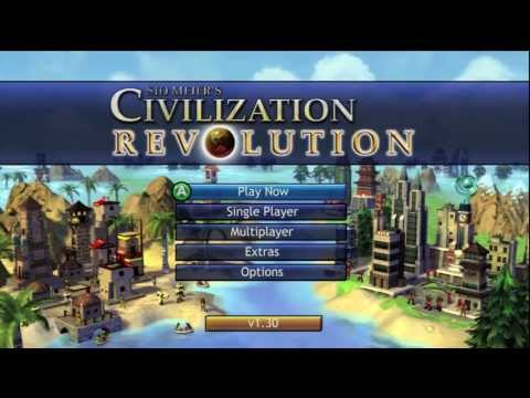 Let's Play Sid Meier's Civilization Revolution Pt1