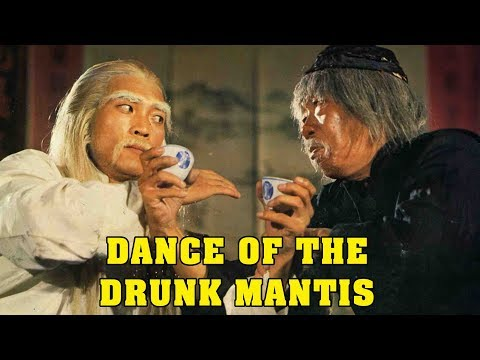 Wu Tang Collection - Dance of the Drunk Mantis - Chinese version