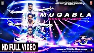 Aaya Hu Aaj Mai Song | Mukkala Mukkabala | Muqabla Song | Mukabla Full Song