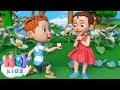 Ciranda Cirandinha - Musicas Infantil - HeyKids