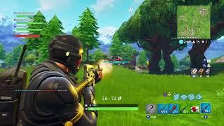 Epic quad kill with LMG