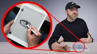 reMarkable E Ink Note Writing Tablet | It's Like Writing On Paper. It's Not Paper
