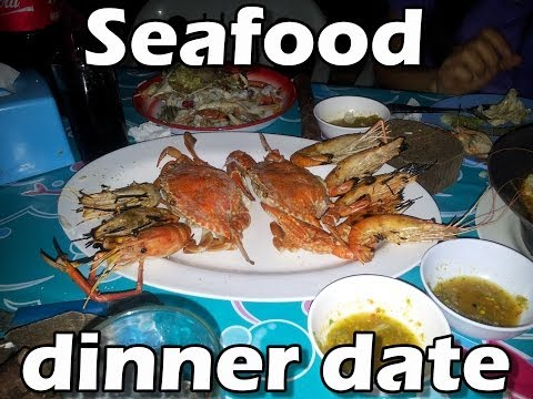 Seafood Dinner Date