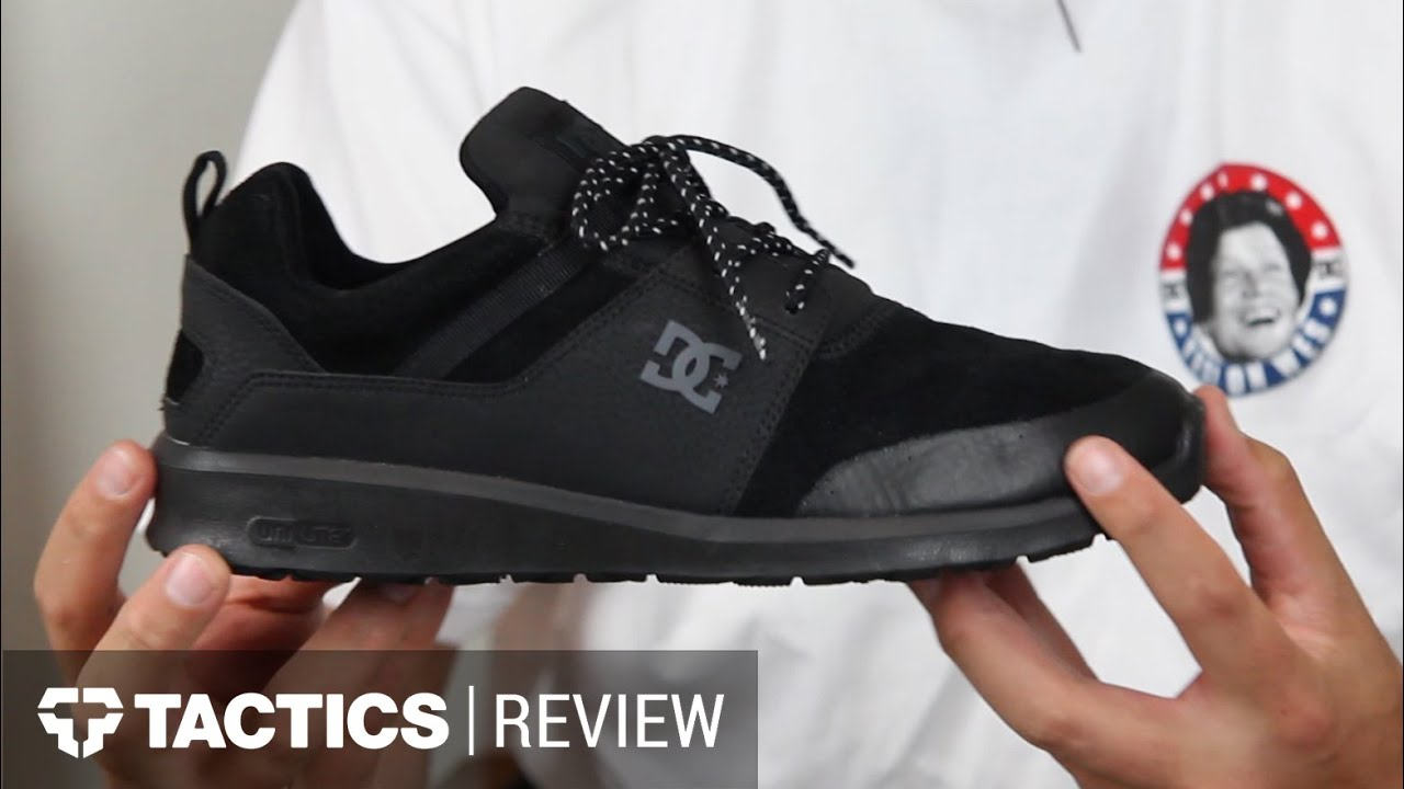 Dc Skate Shoes Review