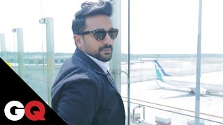 Vir Das in Singapore (Part 6/6) : Things To Do At Changi Airport | GQ India