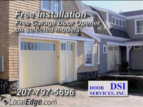 Door Services Inc, Portland ME