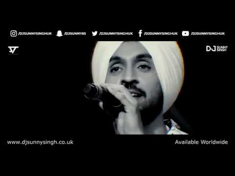 Kali Teri Gutt | DHOL REMIX |  Diljit Dosanjh | DJ SUNNY SINGH UK | WEDDING SEASON VOL-1