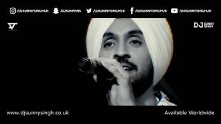 Kali Teri Gutt | DHOL REMIX |  Diljit Dosanjh | DJ SUNNY SINGH UK | WEDDING SEASON VOL-1