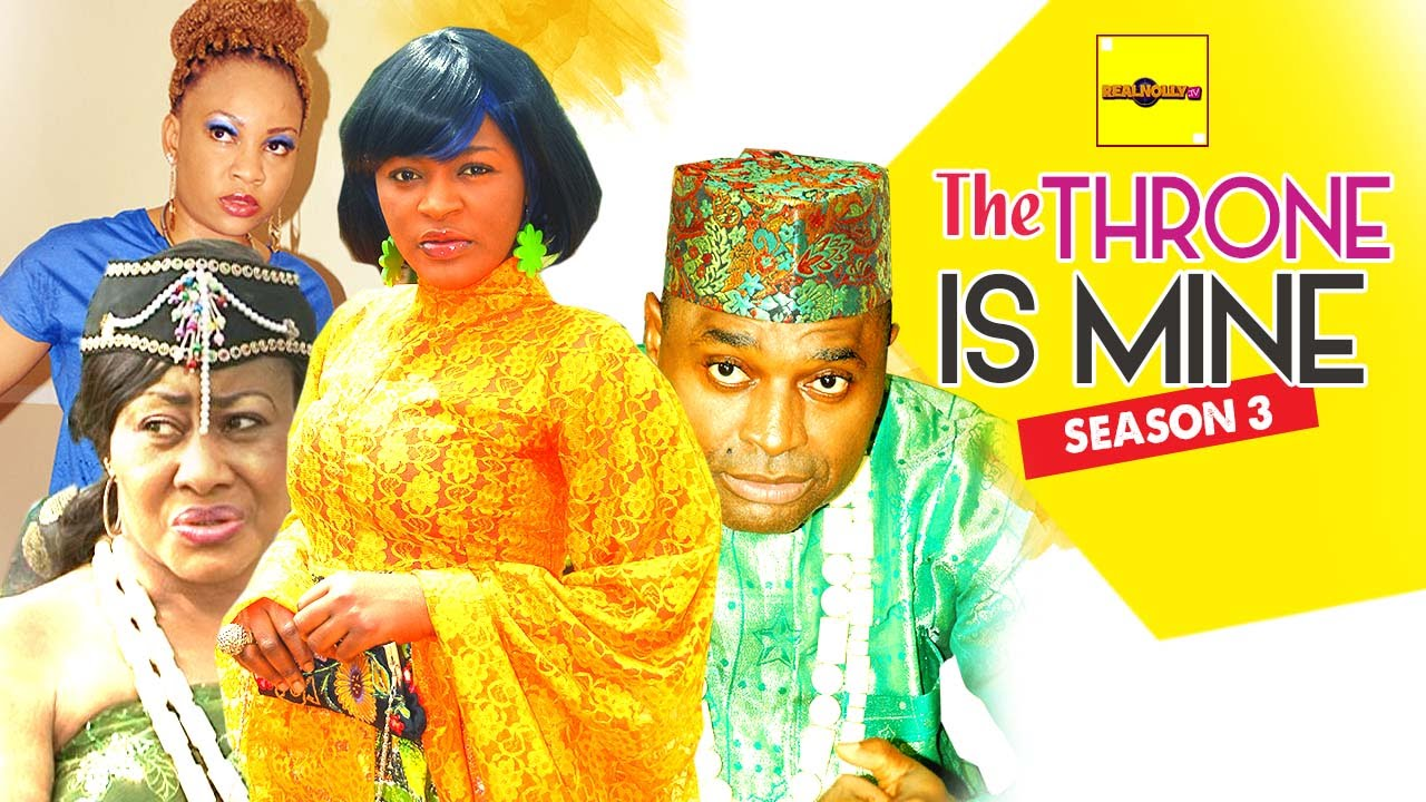 Download The Throne Is Mine 3 - Nigerian Nollywood Movies