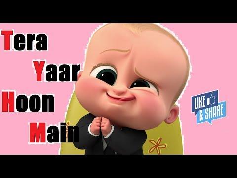 Tera Yaar Hoon Main Full Video Arijit Singh Rochak Kohli Sonu Ke Titu Ki Sweety Full HD  By Smiley
