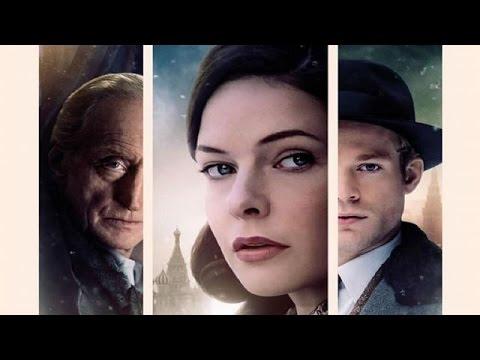 Spy film Despite the Falling Snow hits screens