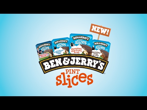 Introducing Pint Slices   Ben & Jerry's