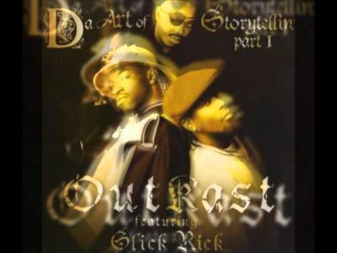 Outkast feat Slick Rick - Da Art of Storytellin' Part 1 (Acapella)