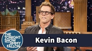 Repeat youtube video Kevin Bacon Rented Footloose to Learn His Tonight Show Dance Moves