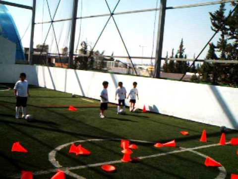 Sport Soccer Clase De Futbol Para Ninos De 3 A 5 Anos La Gran