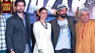 Wazir Official Trailer LAUNCH | Amitabh Bachchan | Farhan Akhtar