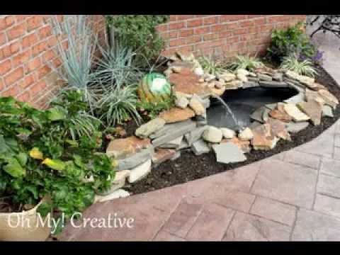 Creative DIY landscaping projects