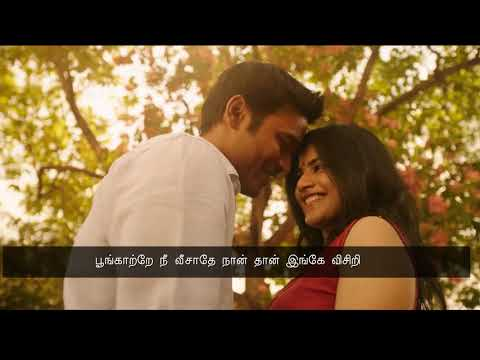VisiriLyrics Video | Enai Noki Paayum Thotta