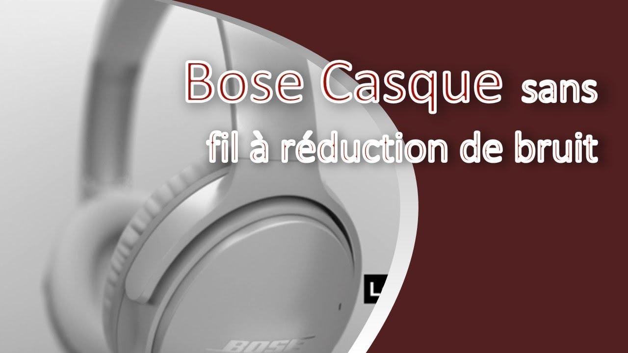 Bose Casque Sans Fil à Réduction De Bruit Quietcomfort 35 Ii