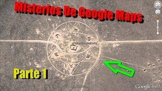 Loquendo - Misterios de Google Maps (mas ubicaciones) Free HD Video